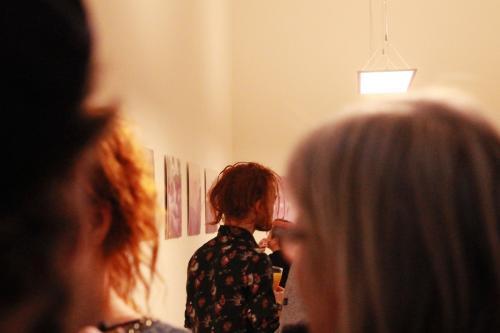 """Vernissage der Ausstellung """"Blütezeit"""""""