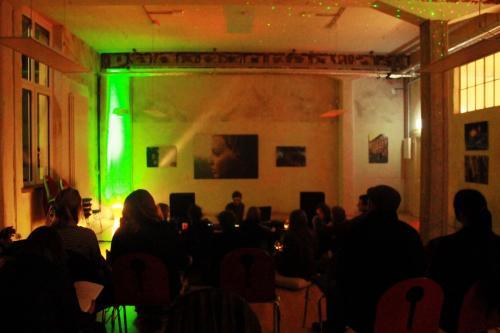 Elekronisches Live-Konzert von Shorpi